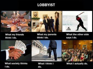 What-a-lobbyist-does